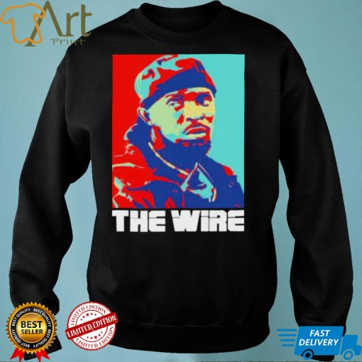 Michael K. Williams the wire shirt